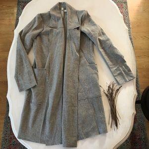 Anthropologie Moth Blazer Sweater Cardigan